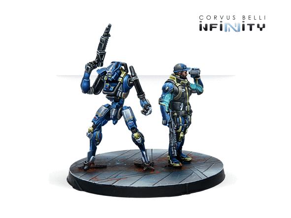 Alpha Unit Light Shotgun