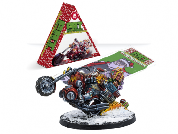 Fat Yuan Yuan Limited Christmas Edition