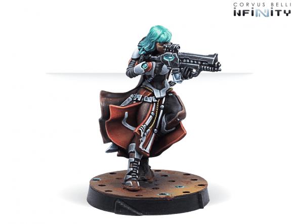Cassandra Kusanagi Spitfire