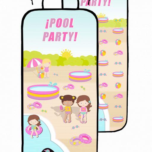 Colchoneta silla ligera Pool Party