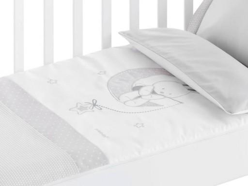 Saco nórdico + funda almohada Lune