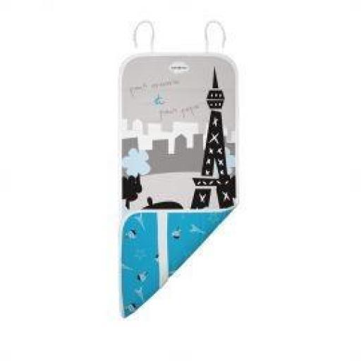 Colchoneta reversible París (colores)
