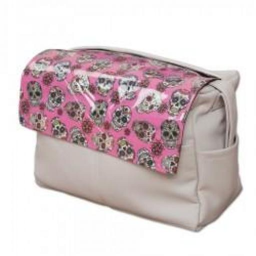 Bolso Lovely Skull (colores)