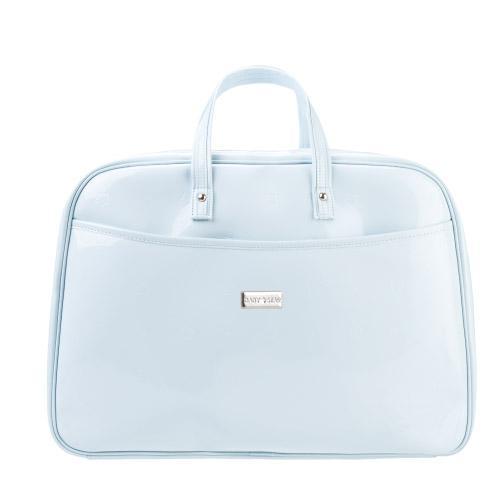 Bolso maleta Charol (colores)
