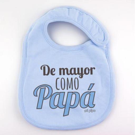 Babero De mayor como Papá