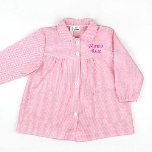 Babi básico rosa personalizado