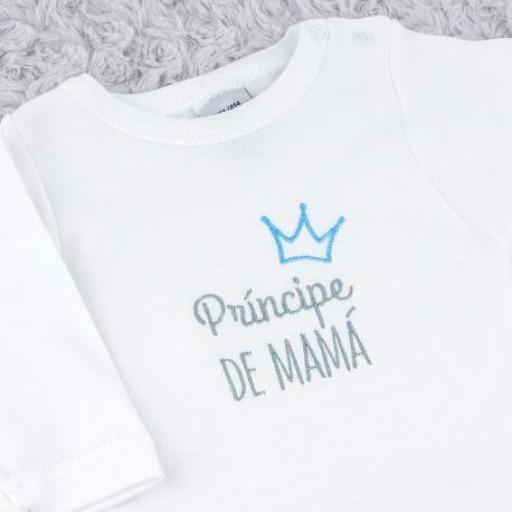 Body basic Príncipe de mamá