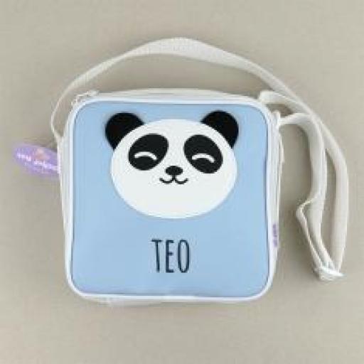 Bolsa isotérmica Panda (colores)
