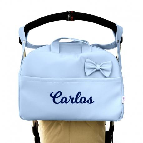 Bolso maleta polipiel basic (colores)