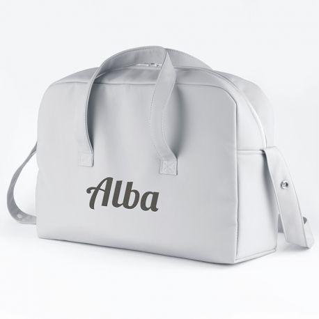 Bolso maleta polipiel personalizada (colores)