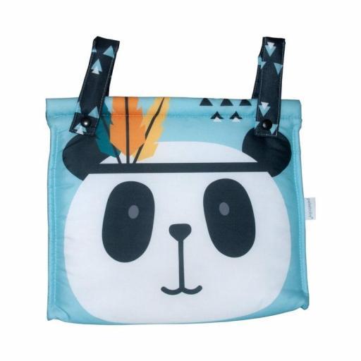 Saco silla / capazo Panda Indi