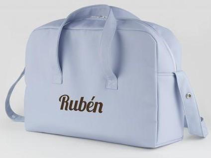Bolso maleta polipiel personalizada (colores) [1]