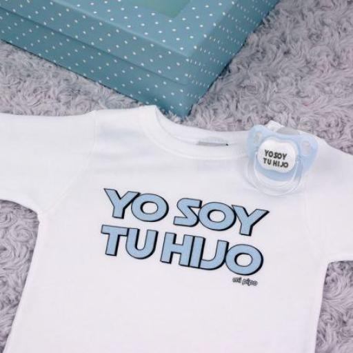 Cajita Yo soy tu hij@ (colores)