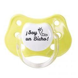 """Chupete """"Soy un bicho"""" [0]"""