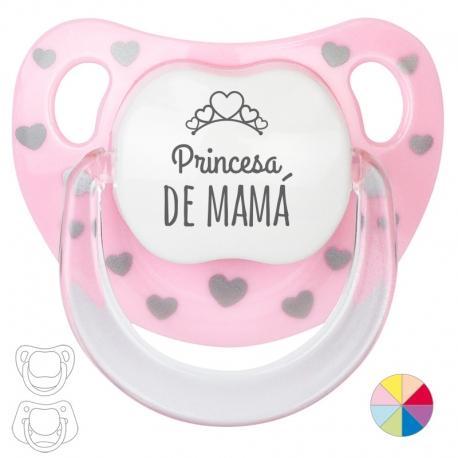 "Chupete ""Princesa de mama"""