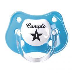 """Chupete """"Cumplo 1"""""""