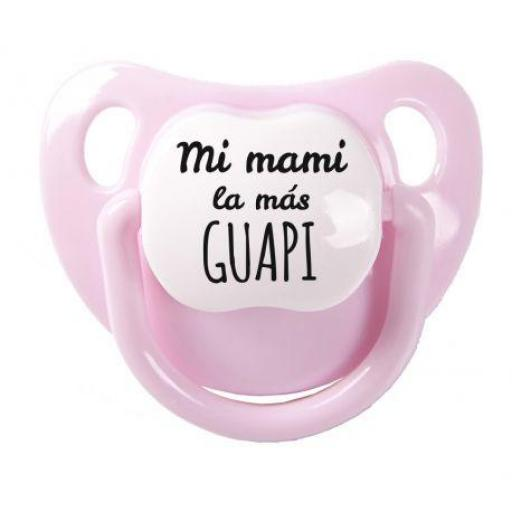 "Chupete ""Mami guapi"""