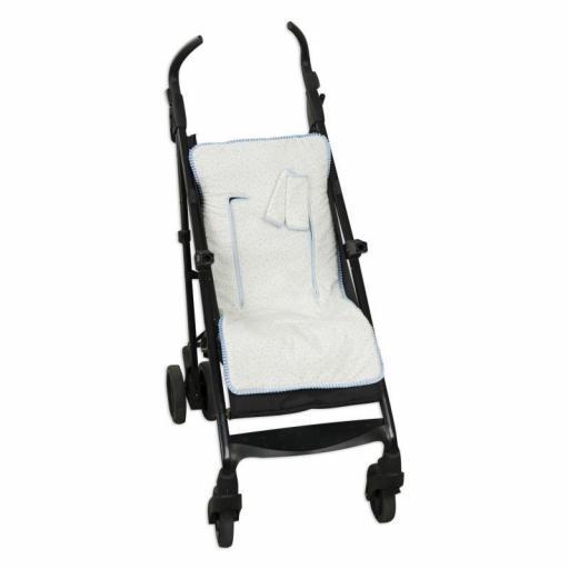 Colchoneta funda silla ligera Dolce (colores)