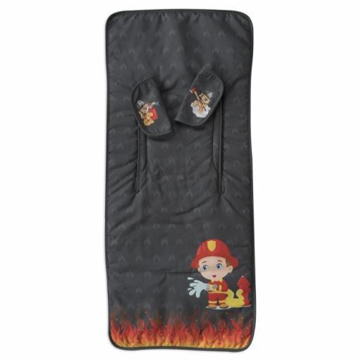 Colchoneta funda silla Fireman