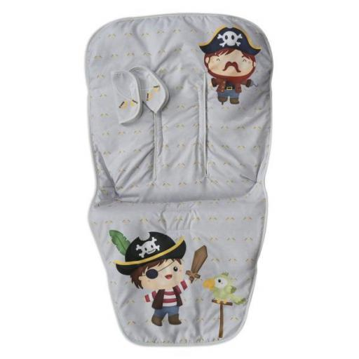 Funda colchoneta silla Bad Pirate