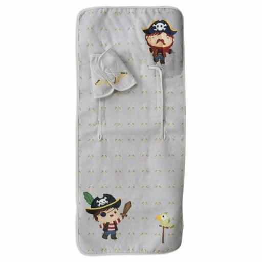 Colchoneta funda silla Bad Pirate