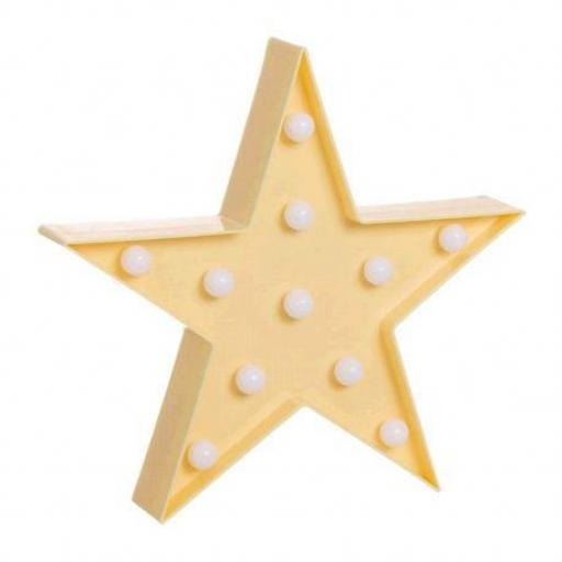 Estrella de leds [1]