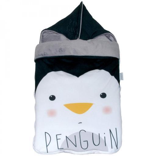 Saco silla / cuco capazo Pingüino 166