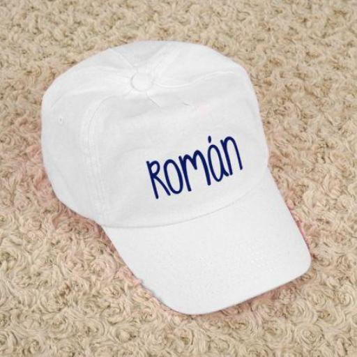Gorra personalizada (colores)