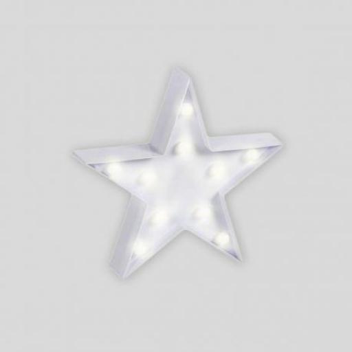 Estrella de leds [0]