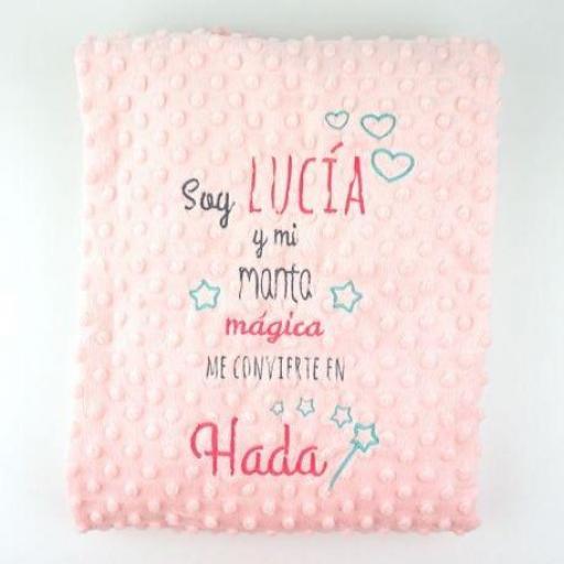 Manta Hada (colores)