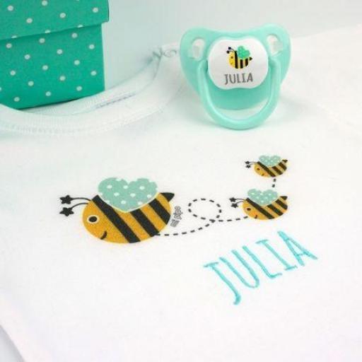 Cajita abejas