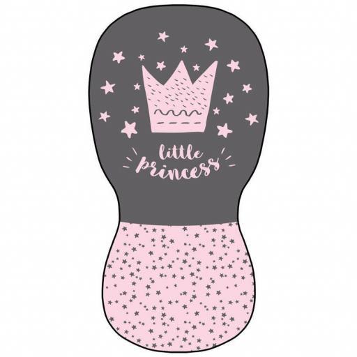 Colchoneta Universal Silla Little Crown (colores)