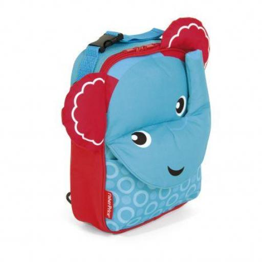 Mochila Fisher Price (Animales)