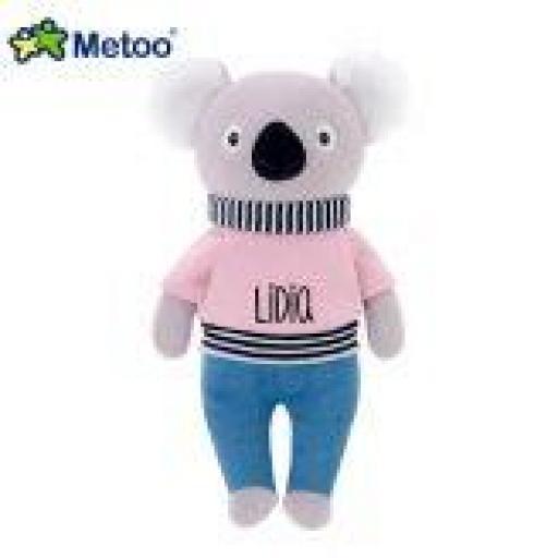 Muñeco Panda / Koala (colores)