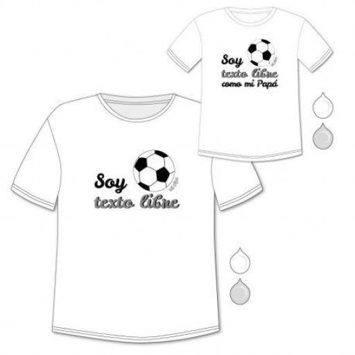 Pack camisetas Futbol