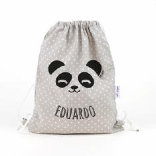 Petate Panda (colores)