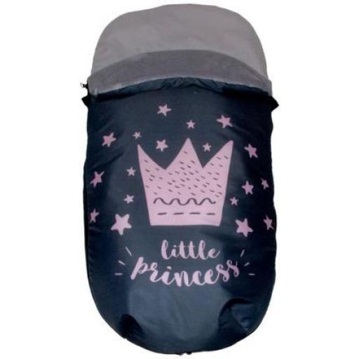 Saco silla universal Little Crown (colores)