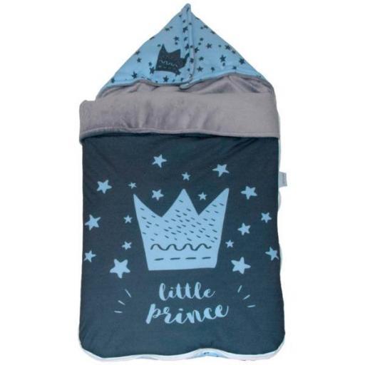 Saco cuco grupo 0 Little Crown (colores)