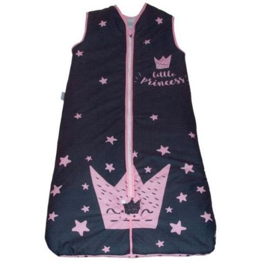 Saco de dormir Little Crown (colores)