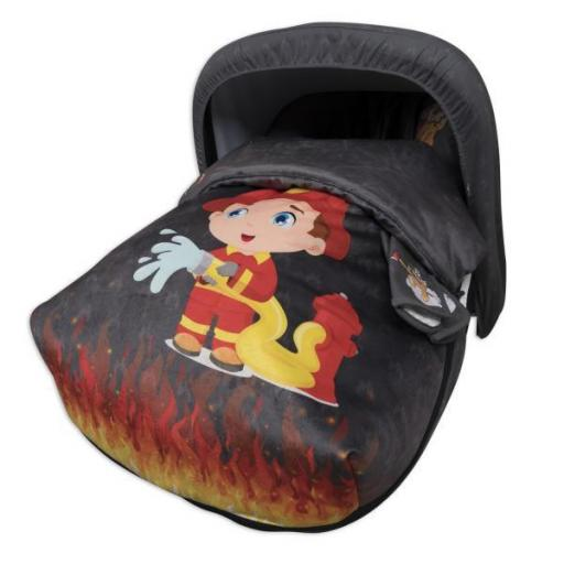 Saco portabebé Fireman