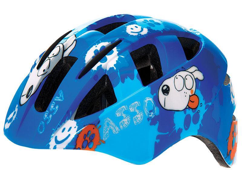 casco bicicleta niños