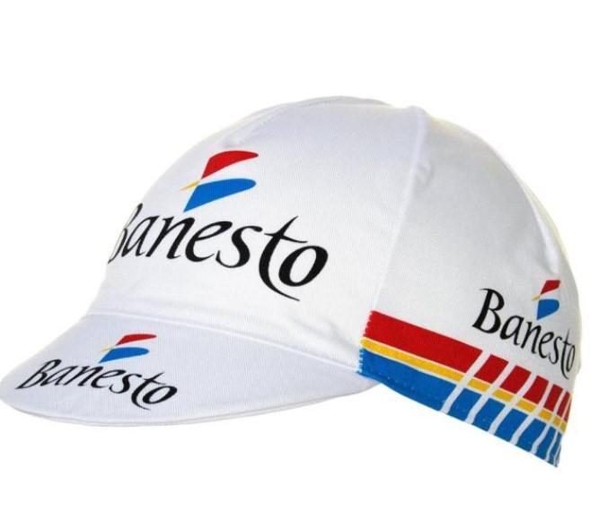 Gorra ciclismo vintage Banesto