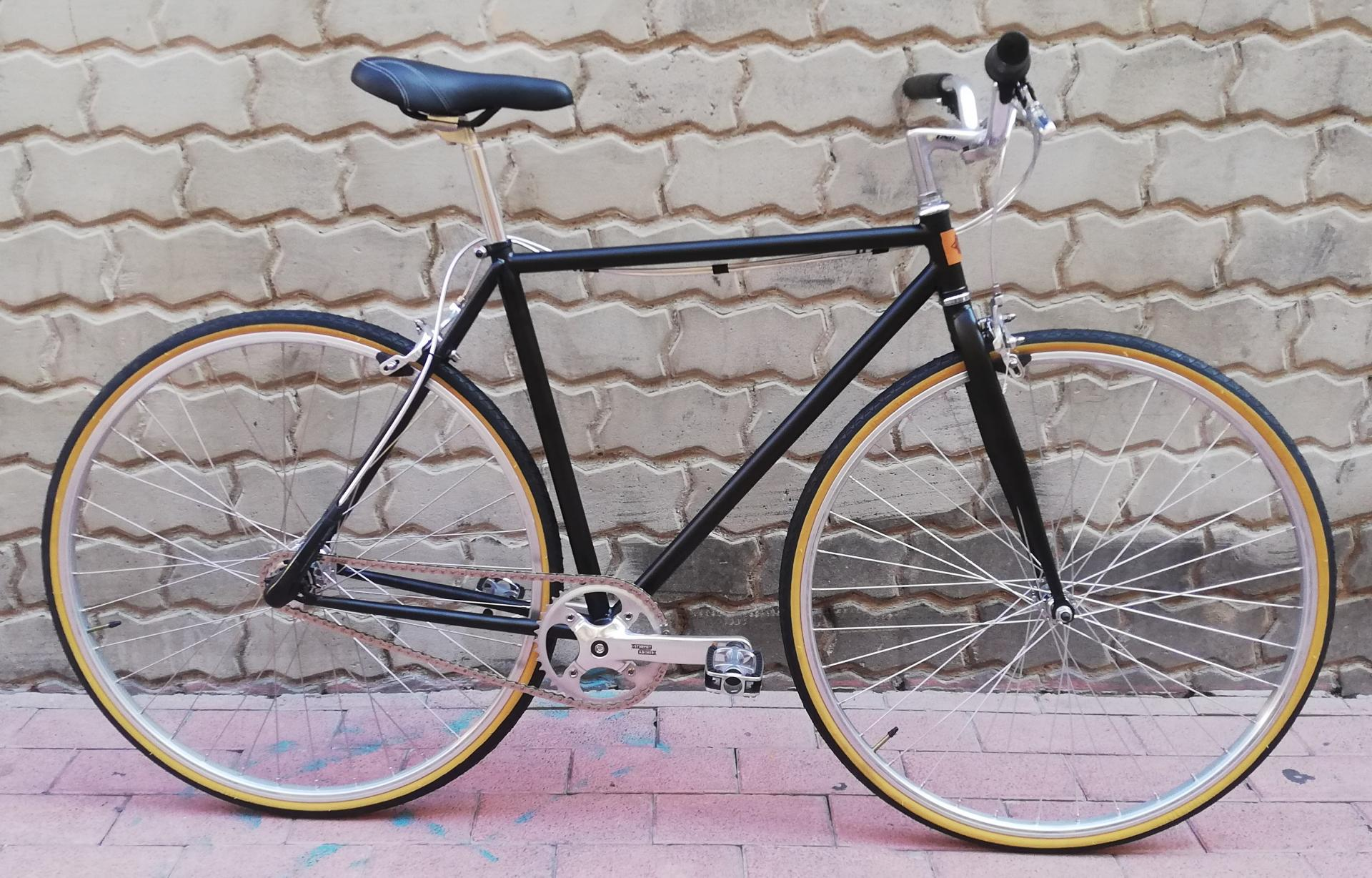 bicicleta urbana zaragoza
