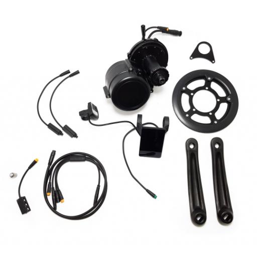 Kit eléctrico para bicicleta Motor Central [1]