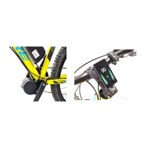 Kit eléctrico para bicicleta Motor Central [3]