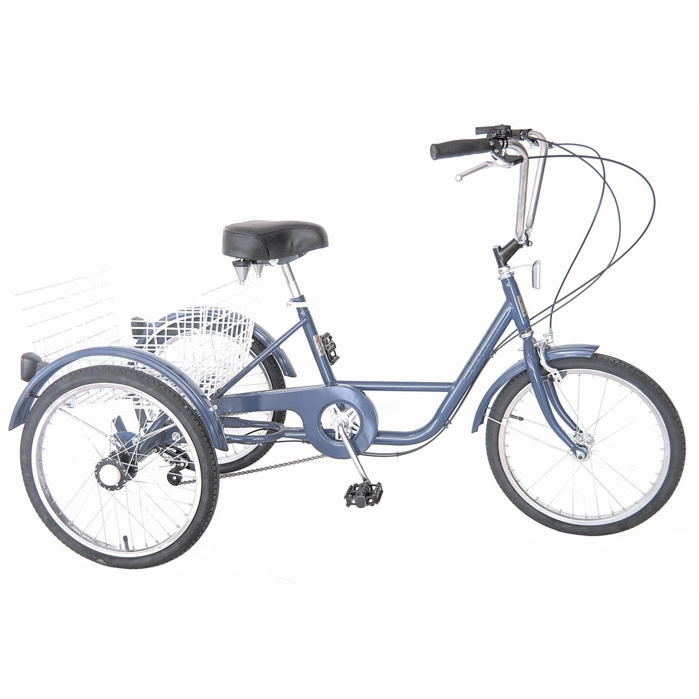 Triciclo 5 velociades