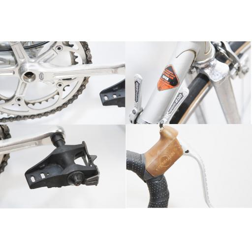 Bicicleta ELITE COURSE REYNOLDS 1980 Talla 62 [3]