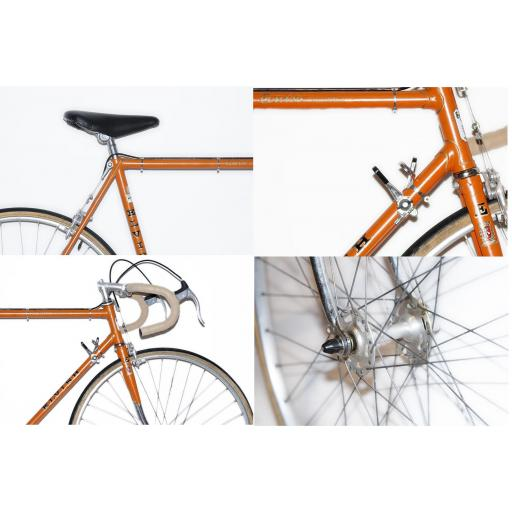 Bicicleta ELVISH COURSE REYNOLDS 1970'S Talla 54 [1]