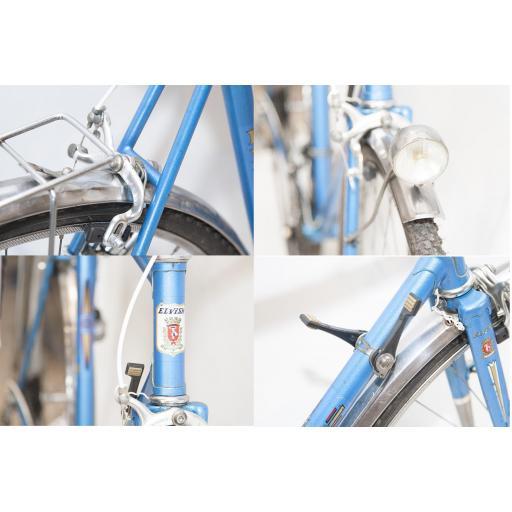 Bicicleta ELVISH RANDONNEUR 1970'S Talla 54 [1]