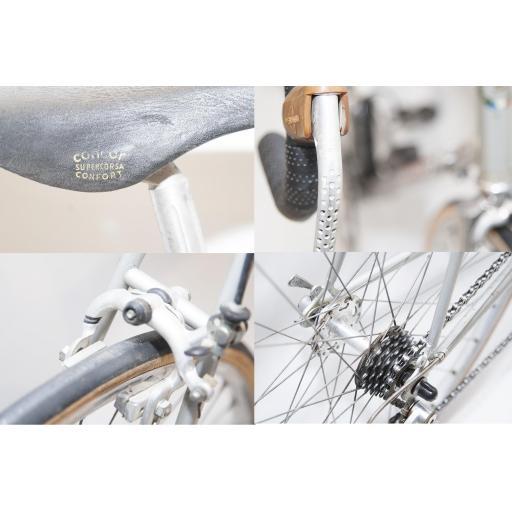 Bicicleta ELITE COURSE REYNOLDS 1980 Talla 62 [1]